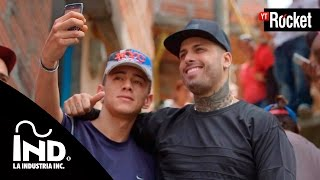 Nicky Jam and Enrique Iglesias El Perdón [Official Behind the Scenes YTMAs]