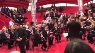 """SBB Blasorchester -  """"Delilah"""" Tom Jones Medley"""
