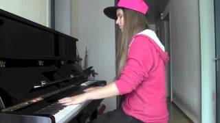 Mike Candys - Everybody feat.  Evelyn & Tony T (Piano Cover by JENNY KAUFMANN)