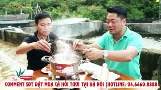 Cá Hồi Sa Pa tại Hà Nội: Cách nấu Lẩu cá hồi