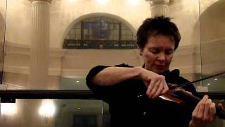 Laurie Anderson Duet on Ice