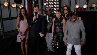 The Black Eyed Peas - Let's Get Re-Started Live at Jimmy Kimmel 2009