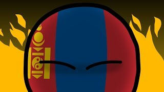 COUNTRYBALLS № 34 |  О чем думает Монголия?