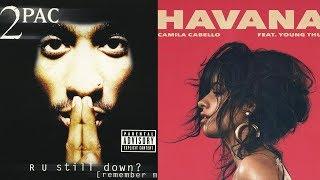 2Pac X Havana BTRAK Mashup