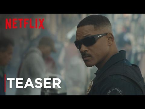 Bright   Teaser [HD]   Netflix