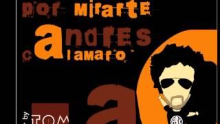 Andrés Calamaro - Por Mirarte - 2012 - Cover by TOM (Boceto)
