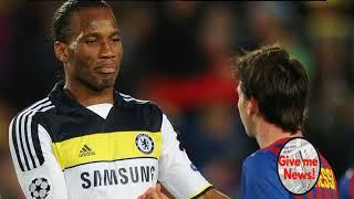 La genial anécdota de Drogba sobre Messi!