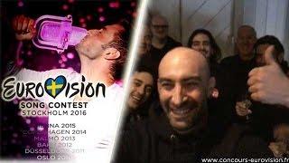 Eurovision 2016 - Chypre Cyprus - Minus One - Petit message aux Francophones