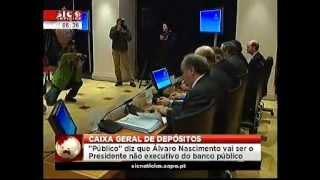 SIC Notícias - Notícias: Novo presidente do Conselho de Admiistração da CGD
