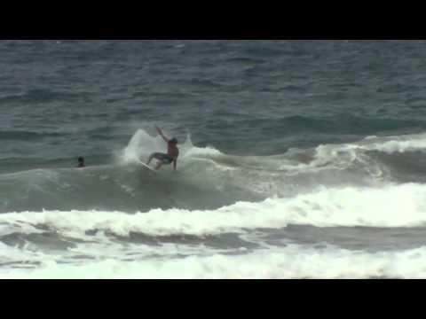 ALAS Latin Pro Nicaragua 2011 – Warm up Surf 4