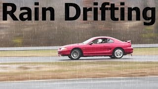 Drifting in the Rain with the DriftStang!