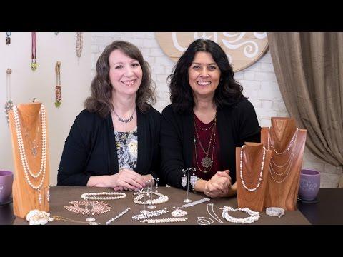 Artbeads Cafe - Wedding Jewelry Ideas with Cynthia Kimura and Cheri Carlson