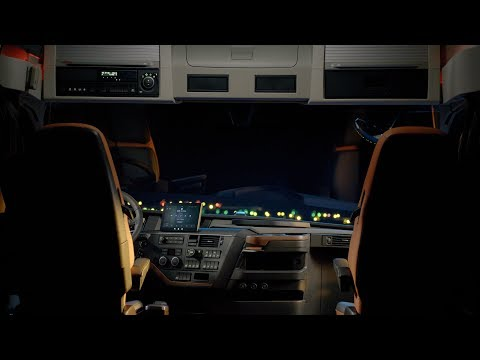 Volvo Trucks ? The new Volvo FH16 Interior Walkaround