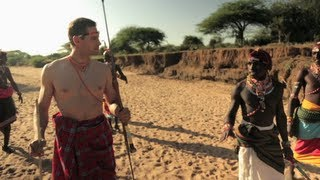 Boundless - Becoming A Masai Warrior