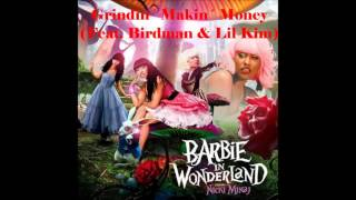 Nicki Minaj-Grindin´ Making Money (19. Barbie In Wonderland Mixtape)