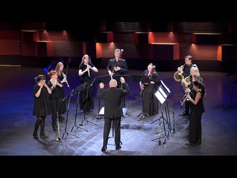 Sista satsen ur André Caplets Suite Persane spelas av studenter från Kungl. Musikhögskolan