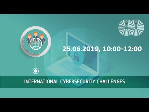International cybersecurity challenges photo
