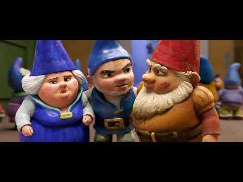 Mästerdetektiven Sherlock Gnomes - Biopremiär 20 april - Officiell trailer