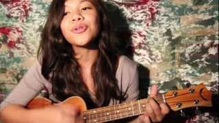 I Will - The Beatles (Ukulele Cover) Reneé Dominique