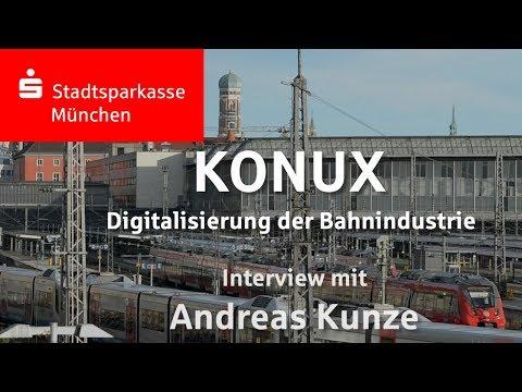 Konux | Digitalisierung der Bahnindustrie