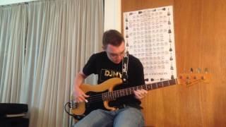 Elvis Presley - Return to Sender (Bass Cover)