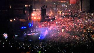 Swedish House Mafia - Miami 2 Ibiza ft. Tinie Tempah @ Madison Square Garden 12/16/11