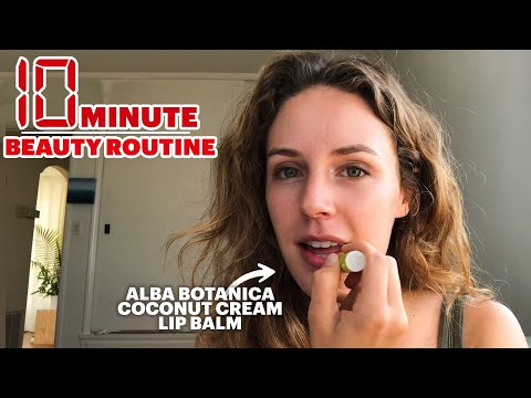 A Ballerina?s 10-Minute Morning Makeup Routine | Allure