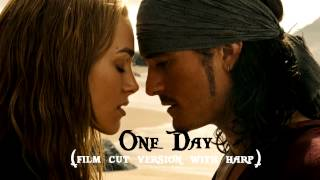 PotC : At World's End Recording Sessions - One Day (Film Cut Version - With Harp)