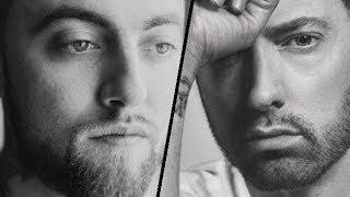 Eminem - I Actually Overdosed ft. Mac Miller (Kamikaze Music Video)