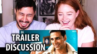 KHILADI 786 | Akshay Kumar | Asin | Trailer Discussion w/ Yvette!