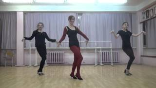 16.04.16 Tver Youth Ballet Академия СК Балета. Strip Dance урок