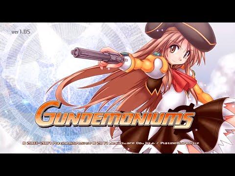 Gundemoniums PS4 (Partida En Directo - Sin Comentarios) + Presentación De Personajes