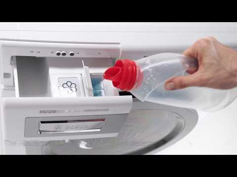 Spar penge med en miljøvenlig vaskemaskine | Bosch