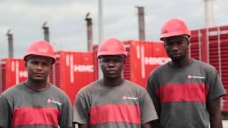 Angola Power Plant. HIMOINSA.