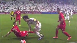 UAE vs Palestine: 2018 FIFA WC Russia & AFC Asian Cup UAE 2019 (Qly RD 2)