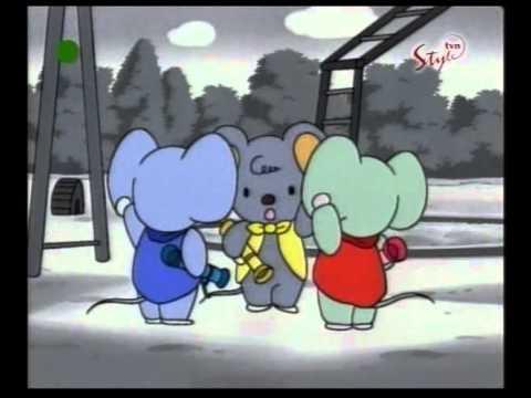 Hello Kitty - odcinek 11 A bajki - Wycieczka Do Tęczowego Parku PL
