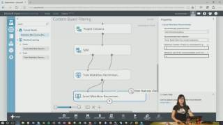 Building Recommendation Systems in Azure - Content Based Filtering & Hybrid