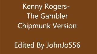 Chipmunk Version-Kenny Rogers-The Gambler