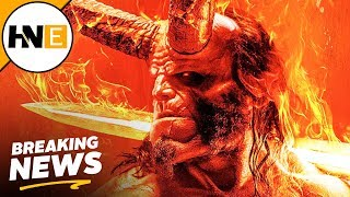 FIRST LOOK at Hellboy 2019 Poster & NYCC Update