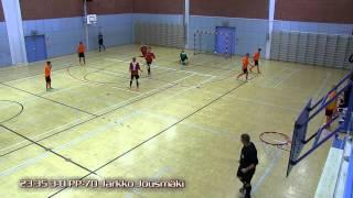 PP-70-Loiske 6-2 (2-0) maalikooste Liittocup 21.9.2013 Lempäälä Hakkari