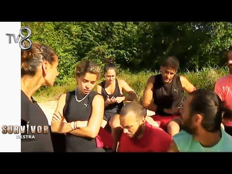 Melis ve Batuhan Arasında Sinirler Gerildi! | Survivor Ekstra 11. Bölüm