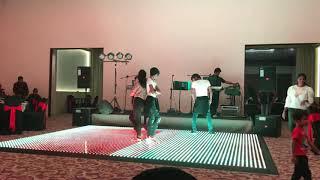 Freestyle dance - thaki thaki rumba dance