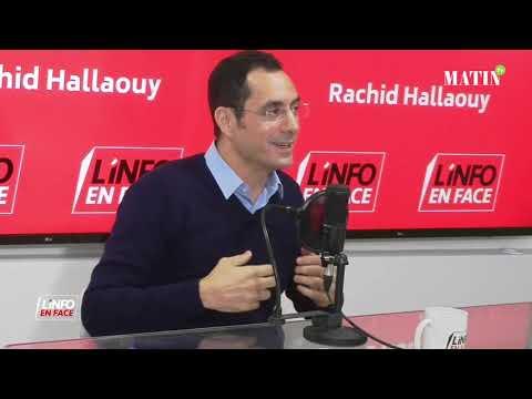 Video : L'Info en Face avec Khalid Ayouch, PDG Inforisk