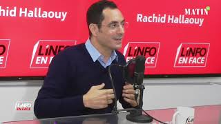 L'Info en Face avec Khalid Ayouch, PDG Inforisk