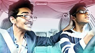 When You Drive With Your Brown Dad! | Baba Vs Montu | Ep.2 |Gushti Squad