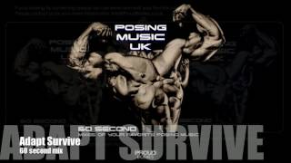 Posing Music UK: Adapt Survive (60 sec mix)