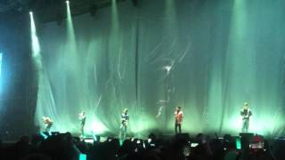161112 SHINee World V Live in Jakarta - Farewell My Love