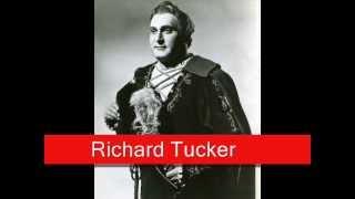 Richard Tucker: Puccini - Turandot, 'Nessun Dorma'
