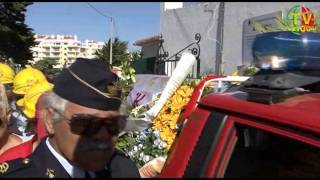 Último «adeus» à Bombeira Ana Rita Pereira