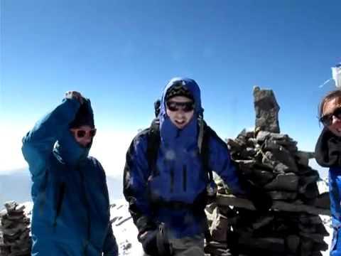 Surya Peak Summmit